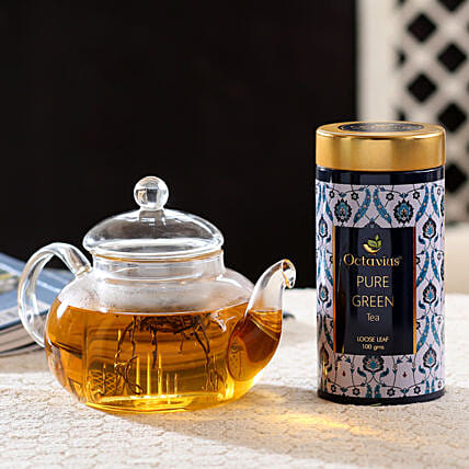 Tea Box and Kettle Combo Online
