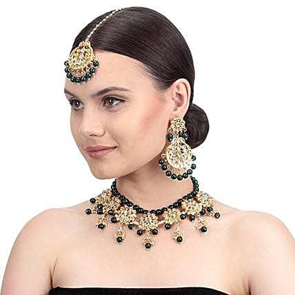 handmade women jewelry set