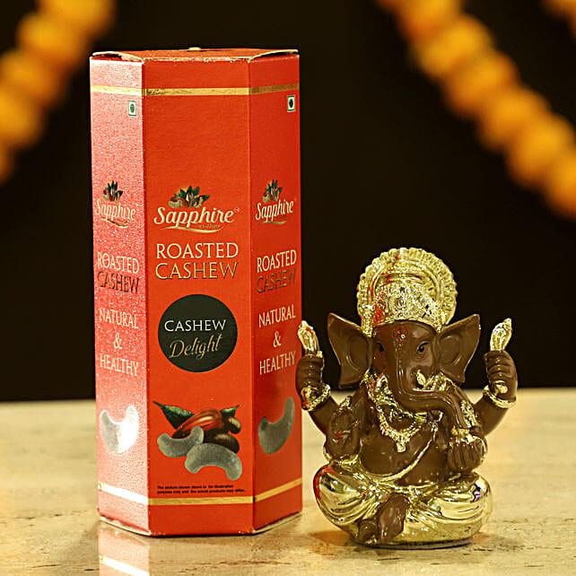 Online Ganesha & Cashews