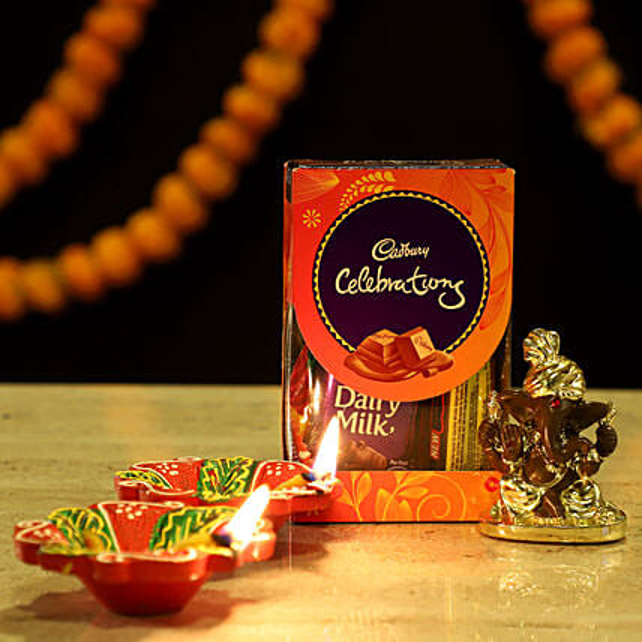 Online Ganesha Festive Hamper