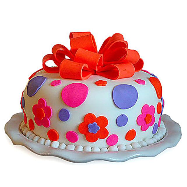 Gorgeous Cake 3kg Vanilla Eggless
