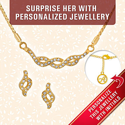 personalised jewellery for her  online