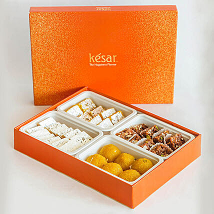celebration mithai by kesar online