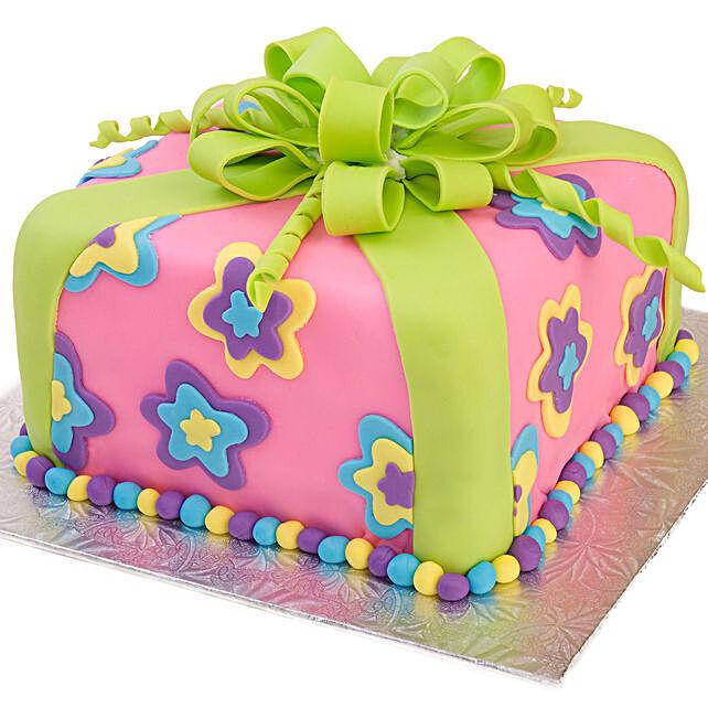 wrap desinger cake online