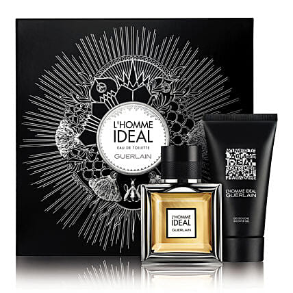 Online Guerlain L'Homme Ideal EDT Set- 50 Ml