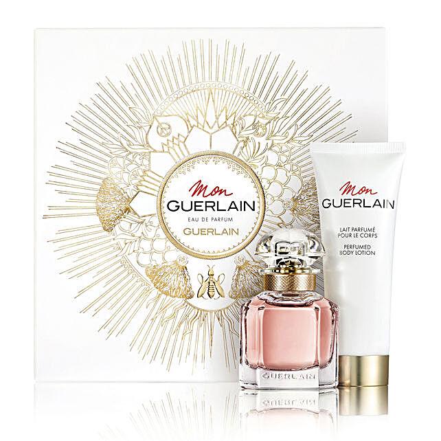 Online Guerlain Mon Guerlain EDP Set- 30 ml
