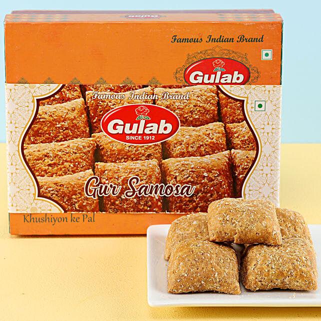 Gur Samosa Box