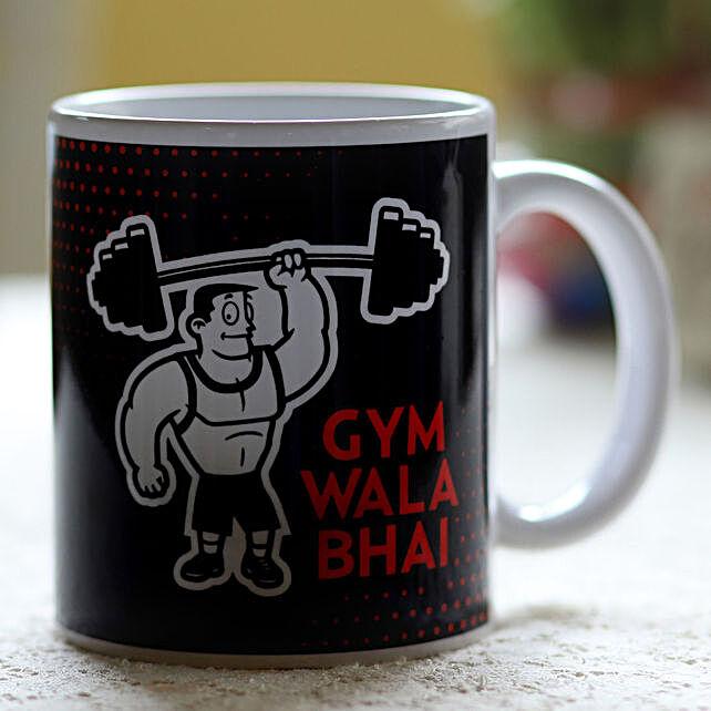 mug fo gym bro:Gifts for Fitness-freaks