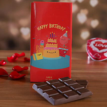 online theme chocolate for valentines day:Birthday Chocolates