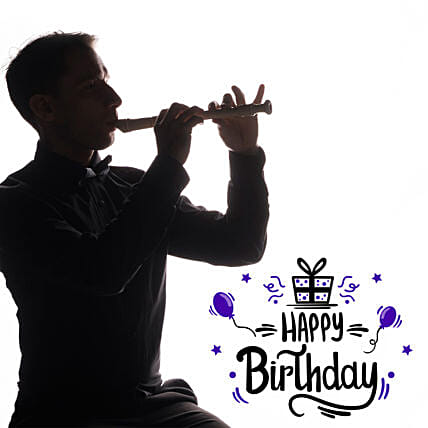 Happy Birthday Soulful Flute Melodies on Call