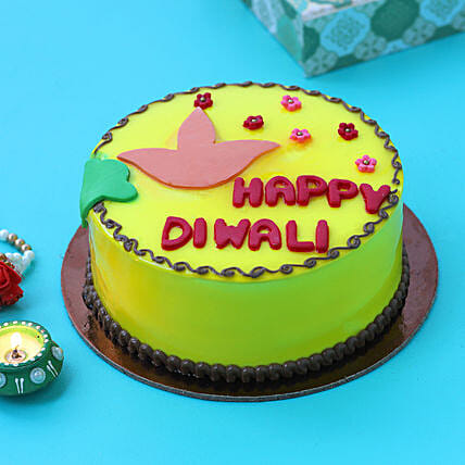 pineapple cake for diwali online