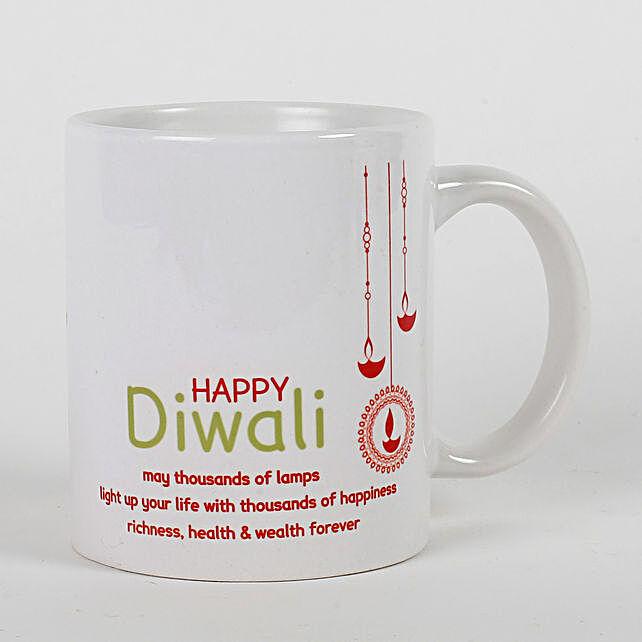Printed Diwali Mug