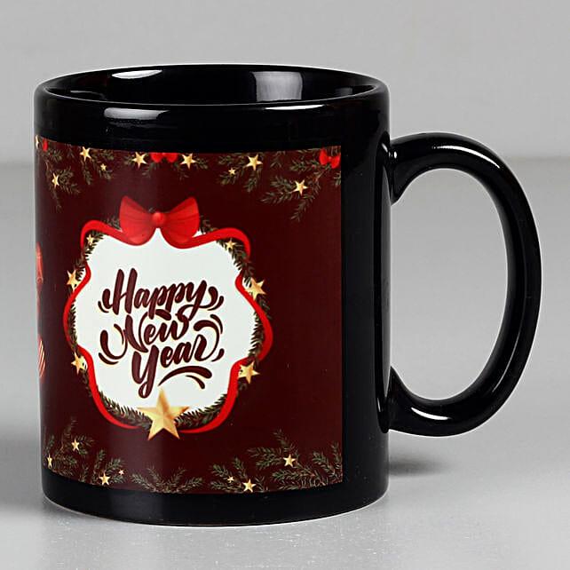online printed new year mug