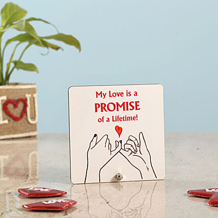 table top for promise day