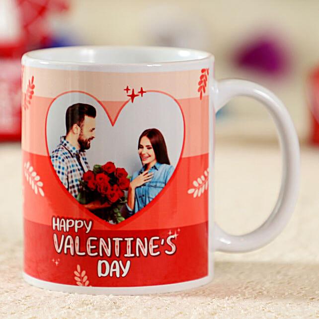 Happy Valentines Day Personalised Mug