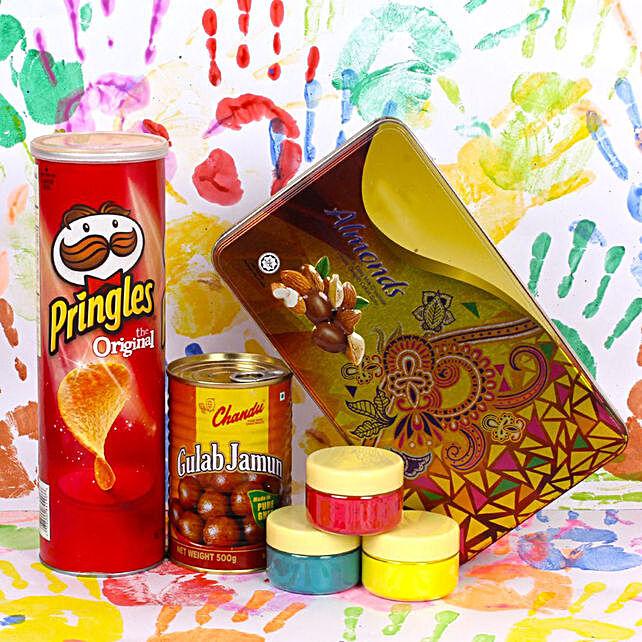 Healthy And Sweet Holi Treat