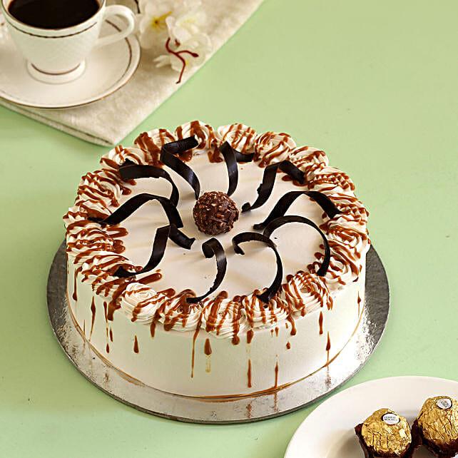 Online Creamy Caramel Cake:Caramel Cakes