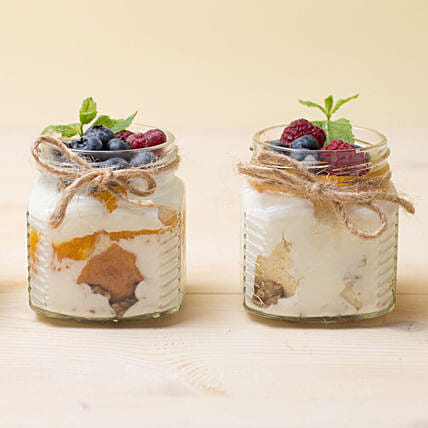Fruit Cakes in Jar Online:Jar Cakes