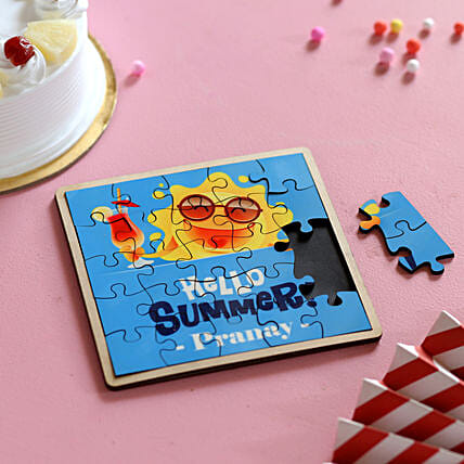 puzzle game for kids:Personalised Toy-n-games