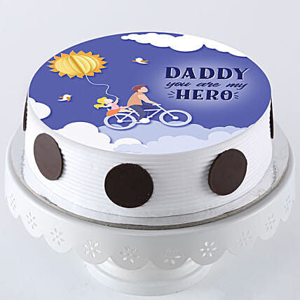 Photo Cake For Father Online