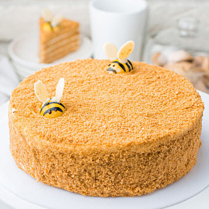 Online Butterscotch Cake:Butterscotch Cakes