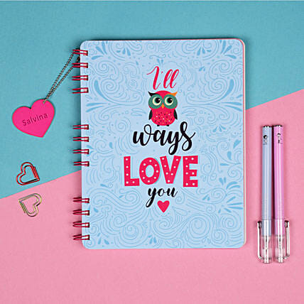 Love Notebook for Gift