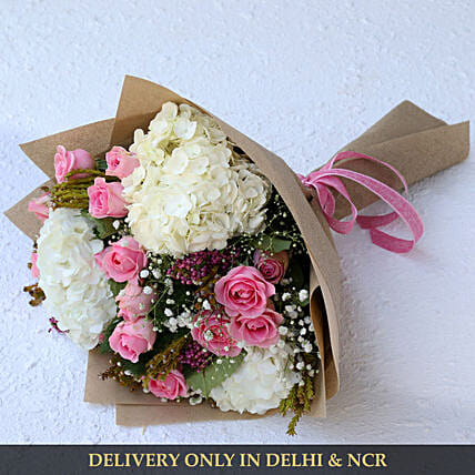 Elegant Flower Bouquet Online