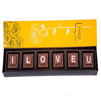 Personalised Chocolates Online