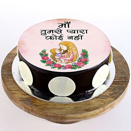 Online mothers day cake