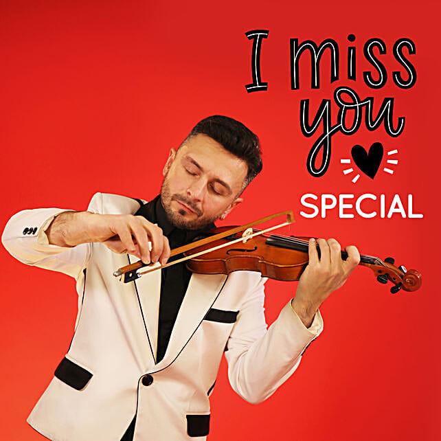 I Miss You Violin Tunes