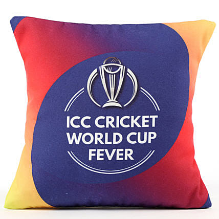 Cushion for World Cup Lover:Cricket World Cup Gifts