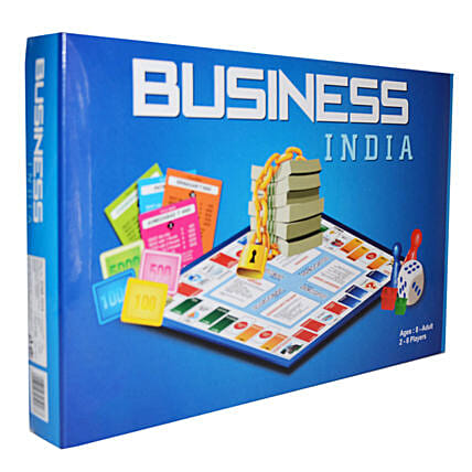 International Business Board Game Online:Kids Toys
