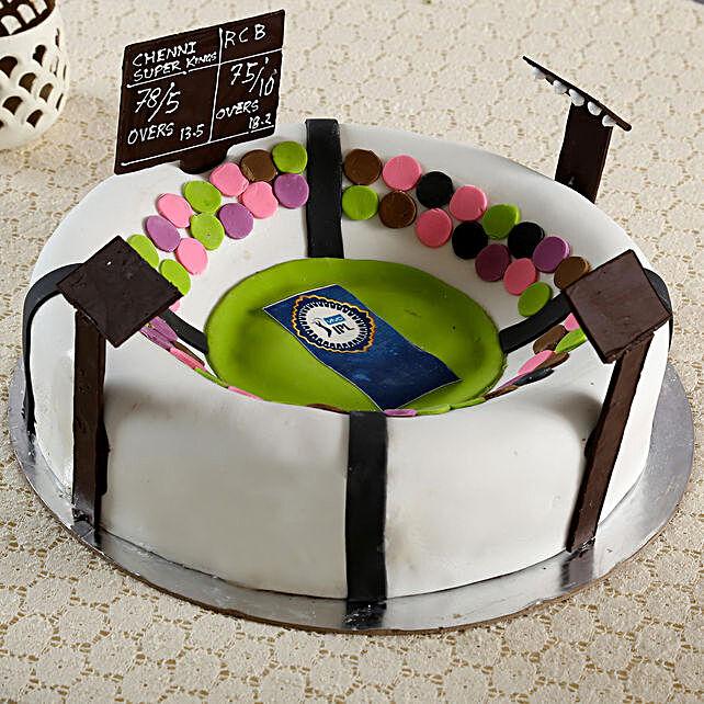 IPL Stadium Pineapple Cake- 2.5 Kg