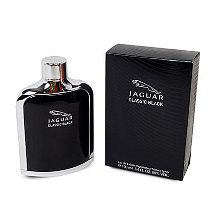 Jaguar Classic Black For Men INR 3300