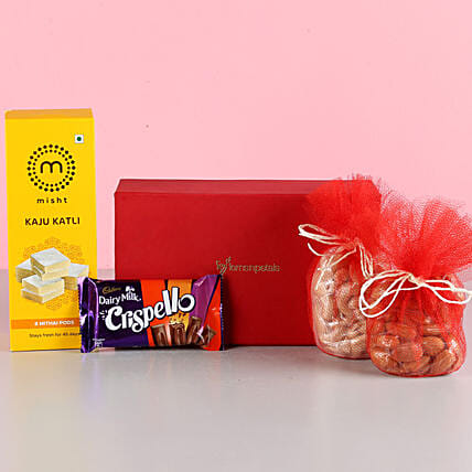 diwali treats hamper for him