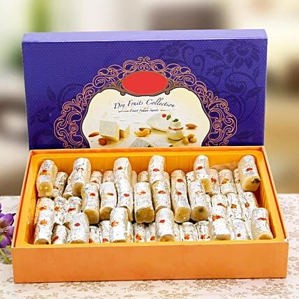Kaju Roll-Celebrations Kaju Roll 1000gms:Teej Gifts