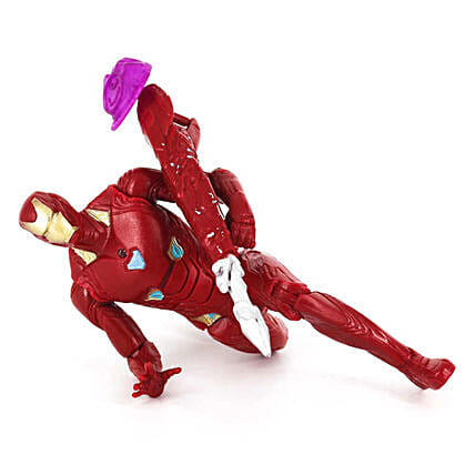Online Action Figure Toy  Ironman