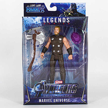 Kids Action Figure Toy Thor Online