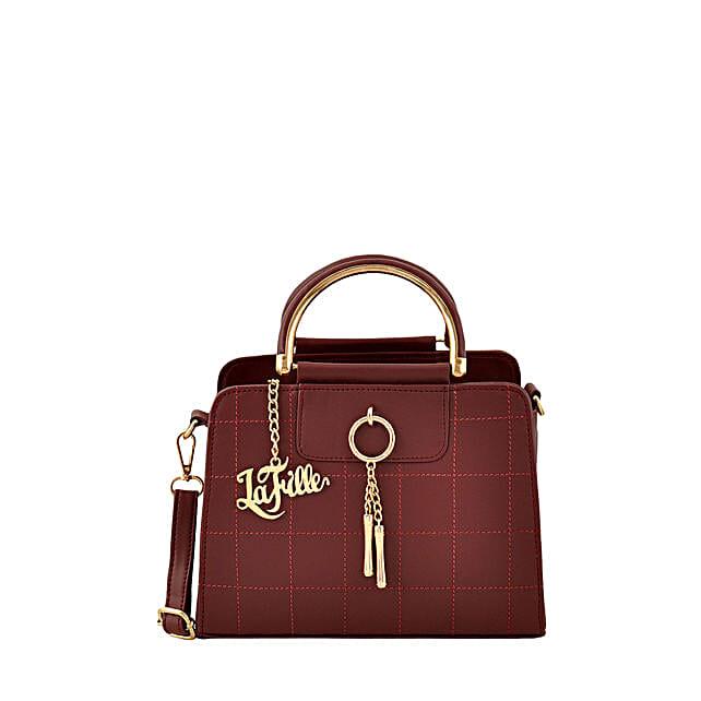 best burgundy colour handbag:Handbags and Wallets Gifts
