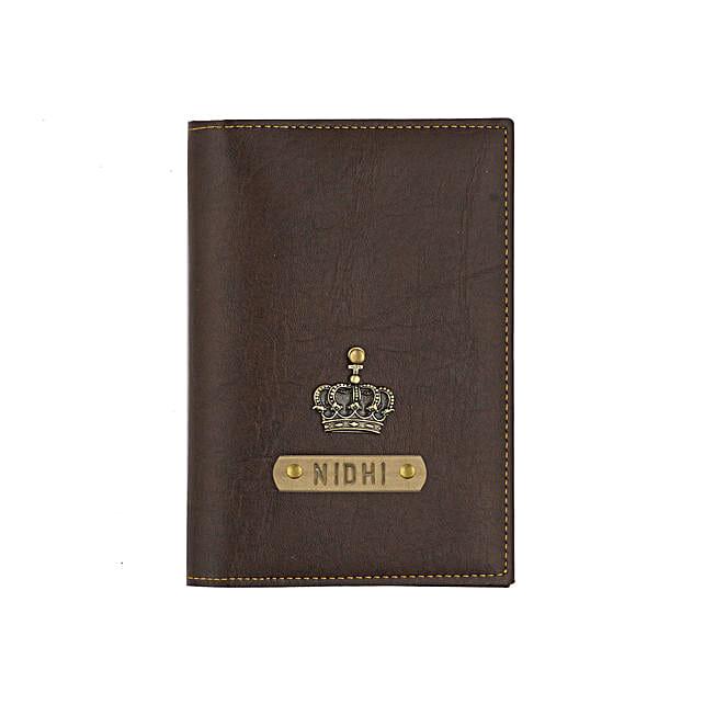 Wine Passport Cover