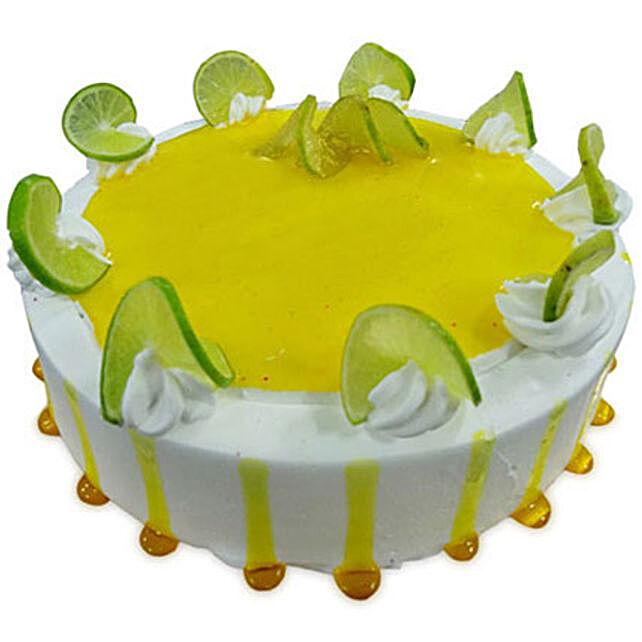 Lemony Lemon Cake Half kg