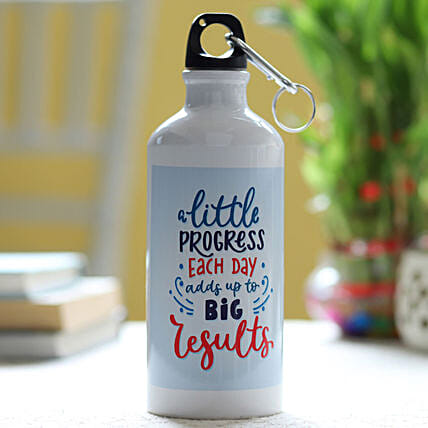 printed water bottle for online