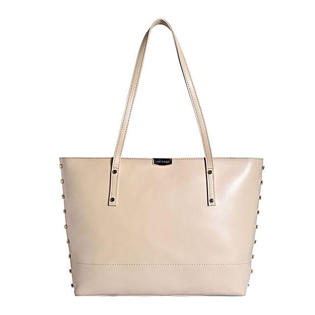 Beige Tote Handbag online