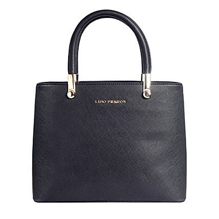 Black Shoulder Handbag