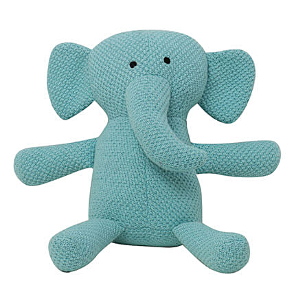 Online Little Ganesha Soft Toy:Send Soft toys to Faridabad
