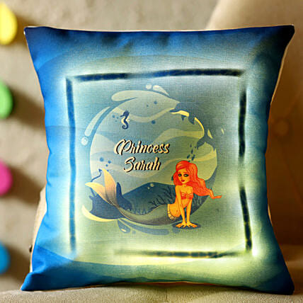 led cushion for her