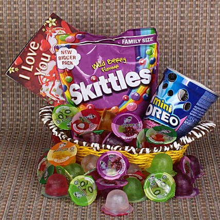 sweet treats combo online:Candies