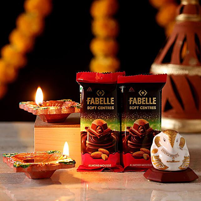 diwali surprise for friend