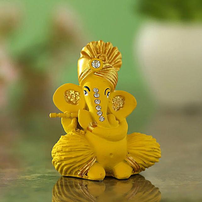 ganesha idol for parents in diwali