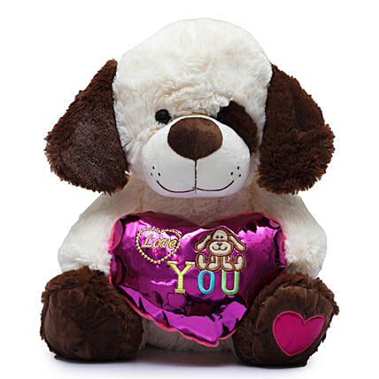 Online Dog Soft Toy